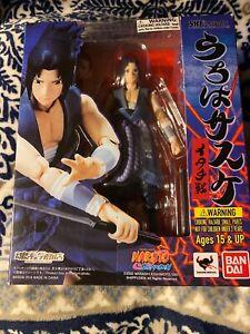 SET FIGURE NARUTO /& SASUKE FIGUARTS ZERO PVC STATUA UCHIHA UZUMAKI RELATION #1