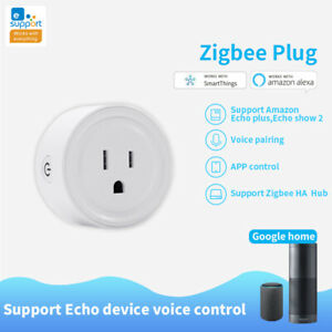 eWelink-ZigBee-Smart-Plug-WIFI-Socket-Mini-Switch-For-Alexa-Samsung-SmartThings