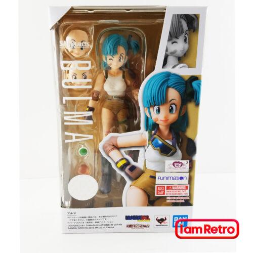 Figuarts par Bandai Bulma-DRAGON BALL Z figurine S.H