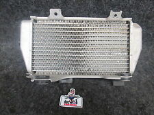 Honda CRF450 2013-2014 Used genuine oem left hand non filler radiator CR3536