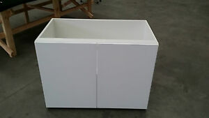 1000mm kitchen base cabinet cupboard assembled flat pack 2 for Kitchen cabinets 1000mm