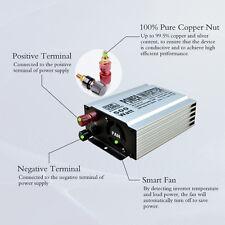 500W / 1000W Pure Sine Wave Power Inverter DC 12v AC 210v 220V 240V freezer
