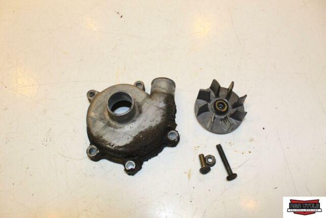 1996 Suzuki Rf900r Engine Water Coolant Pump 17400