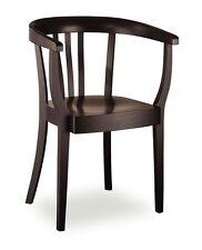 Stuhl, Designklassiker aus mass. Buchenholz, sofort lieferbar, exzell. Qualität!