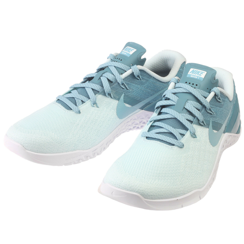 Nike Metcon 3 Womens  849807-400 Mica Glacier bluee Cross Training shoes Size 9