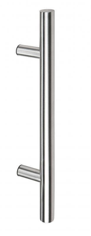 Haustür Stoßgriff Edelstahl Stangengriff 400 x 300 mm mm mm Türgriff Set Ø 30 mm Griff   Überlegene Qualität  320d75