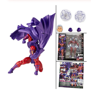 Revoltech-Series-NO-006-Magneto-Action-Figure-PVC-Collection-Toy-Doll-Gift