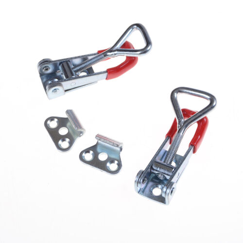 GH-4001 Quick Toggle Clamp Clip 150kg 330Lbs Holding Metal Latch Hand ToolRKCC