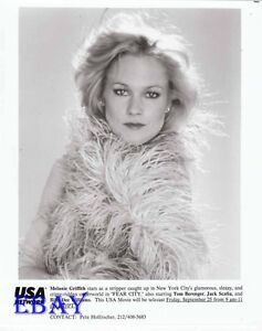 MELANIE GRIFFITH HOT SEXY Drowning Pool RARE NEW 8X10