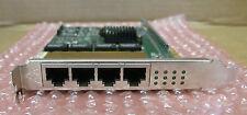 Riverbed Quad Port TX Copper Gigabit Ethernet PCI-E Card Adapter 410-00044-01