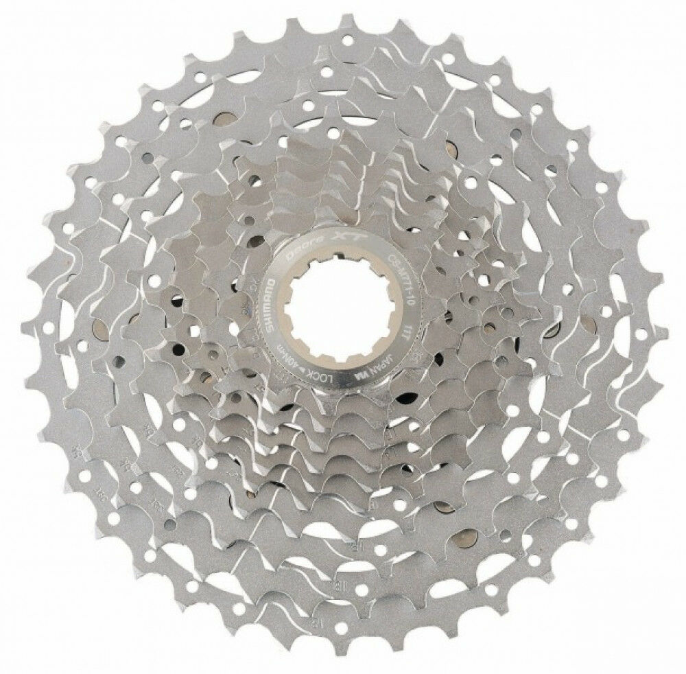Shimano Cassetta BICICLETTA cassetta bicicletta cs-m771 cs-m771 cs-m771 Deore XT a 10 volte 11-36 denti | La Vendita Calda  | Moda  a4b554
