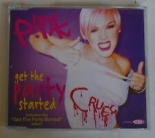 PINK ~ Get The Party Started ~ CD SINGLE - ENHANCED