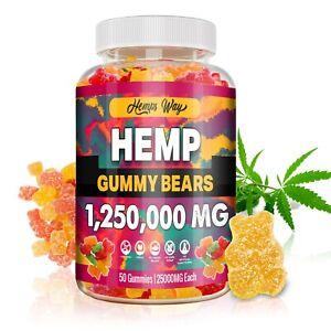 Natural Gluten Free Gummies Vegan Calm Health Premium Gummy Vitamin Great Skin