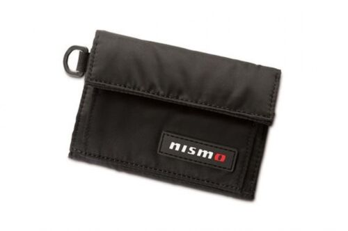 NISSAN NISMO wallet black New nylon from JAPAN
