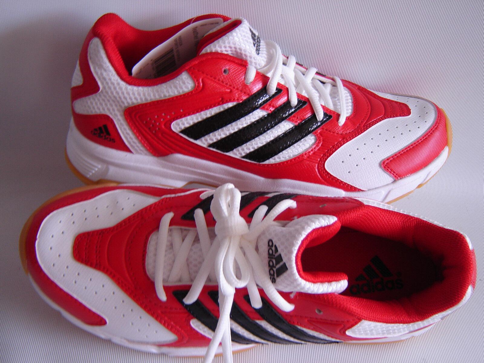 ADIDAS Feather Replique Indoor Trainer Court schuhe UK UK UK Größe 7 EU 40.2 3  NEW BOXED b25993