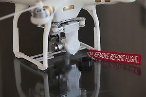 DJI Phantom 3 Pro & Adv -  Deluxe Flight Kit CLEAR (Pro & Adv ver only)