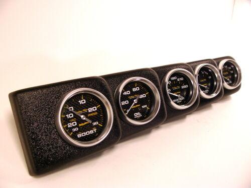 "1979-1986 Mustang//Capri 5 2 5//8/"", 2 1//16/"" or no holes Gauge Holder"