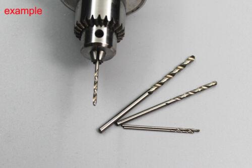 1pcs 0.6-3.2mm High Speed Steel Electric Auger Twist Drill Head Spiral Bit
