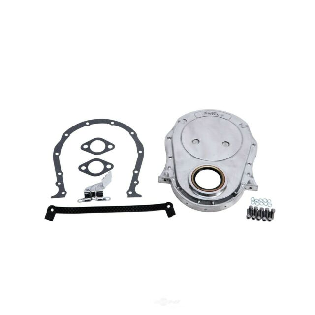 Edelbrock 4241 Aluminum Timing Cover
