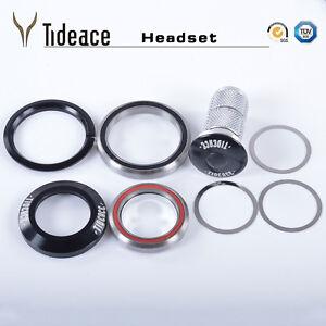 Road-Bike-Headset-1-1-8-039-039-to-1-1-2-034-Integrated-For-MTB-Bike-Carbon-Steerer-Tube