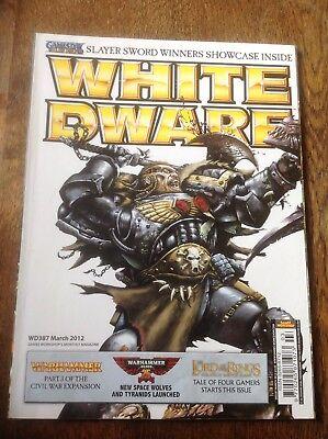 Inventivo Warhammer. White Dwarf Numero 387. Warhammer Magazine.-mostra Il Titolo Originale