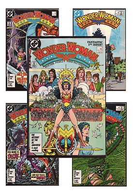 ships 01//05//2021 cover D ADAM HUGHES 1984 DC Future State WONDER WOMAN #1 OF 2