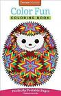 Color Fun Coloring Book: Perfectly Portable Pages by Thaneeya McArdle (Paperback, 2015)