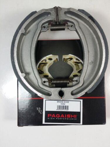 PAGAISHI REAR BRAKE SHOES Honda NSC 50 WH Vision 14   2012-2013 C//W SPRINGS
