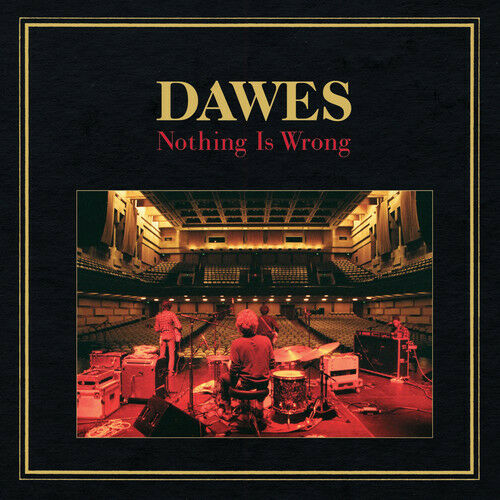 1 of 1 - Dawes - Nothing Is Wrong [New CD]