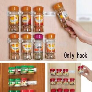 Sets-Shop-Kitchen-Clip-Spice-Gripper-Jar-Rack-Storage-Door-Cabinet-Holder-W-O9O6