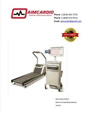 Quinton Q Stress System With Treadmill Win10refurbishedwarranty Included