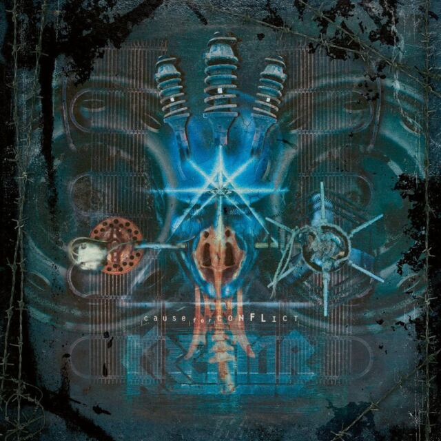 KREATOR - CAUSE FOR CONFLICT - CD SIGILLATO DIGIBOOK 2018