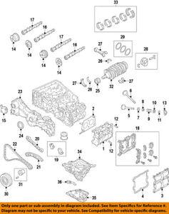 image is loading subaru-oem-14-15-forester-valve-seal-13207aa110