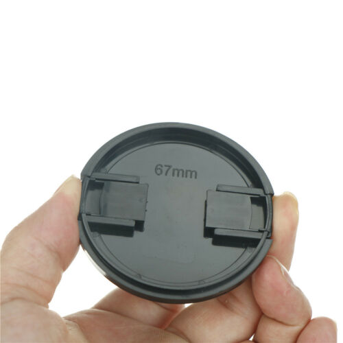 67mm Kunststoff-Verschluss auf der vorderen Objektivdeckel-Abdeckung für  CB