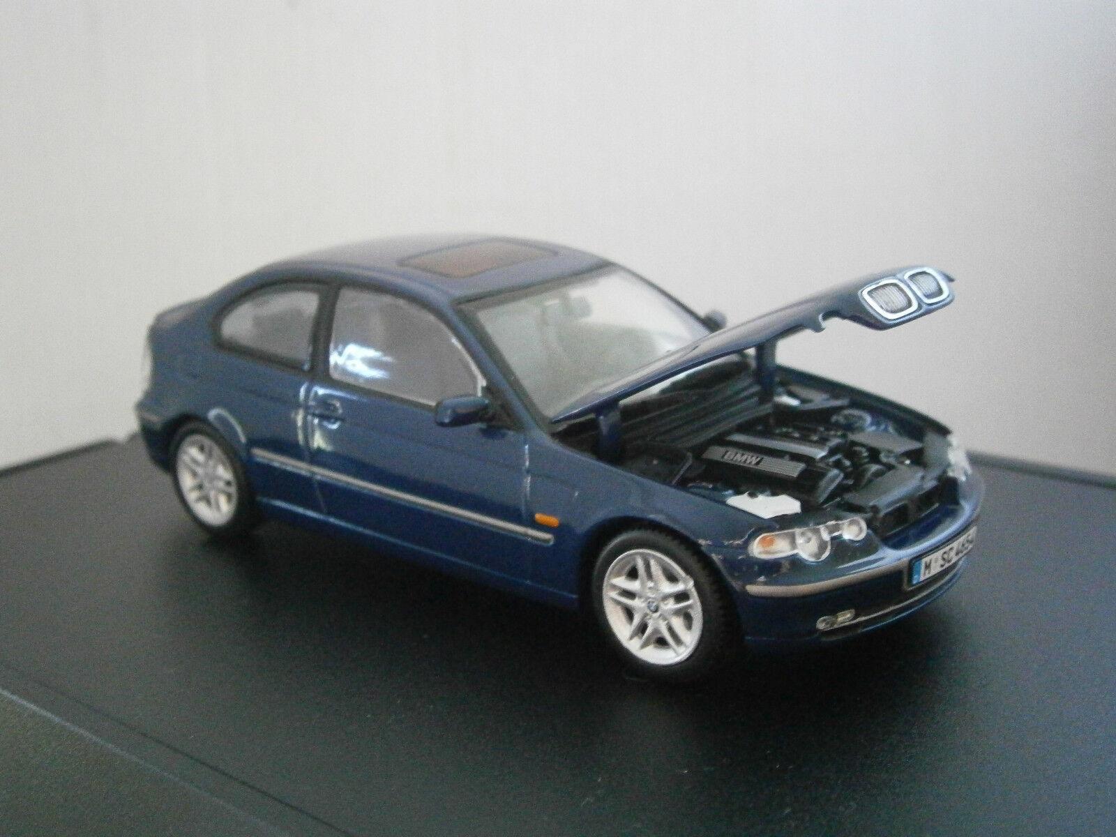 BMW compact 325ti - E46