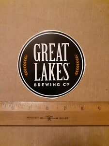 GREAT LAKES BREWING Paddle Cleveland Logo BOTTLE OPENER craft beer brewery