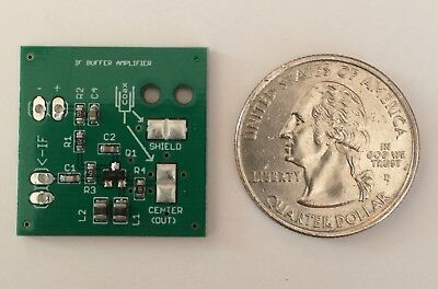 FTDX-1200, FT-817, Kenwood IF Buffer Amplifier for Panadapter / RTL-SDR  etc  | eBay