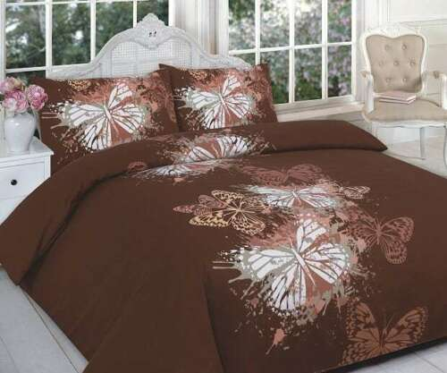 Printed Duvet Cover Quilt Cover With PillowCase Single Double King S// King  NZ