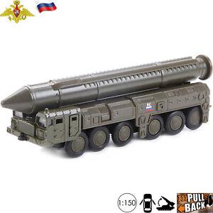 1-150-Scale-Diecast-Metal-Model-Intercontinental-Ballistic-Missile-Topol-M