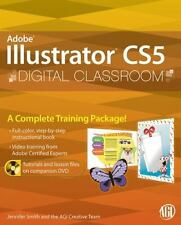 Illustrator CS5 Digital Classroom, Book and Video Training