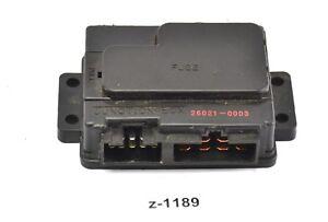 Kawasaki-Z-750-ZR750J-Bj-2007-Sicherungskasten-Sicherungen