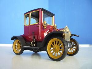 Neueste Kollektion Von Schuco Ford Coupe T 1917-unbespielt & Neuwertig-original Box-funktionstüchtig Antiquitäten & Kunst