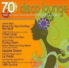 70s Disco Lounge: Your All Time Favorite Disco Hits Gone Lounge! by Various Artists (CD, 2013, Water Music Records)