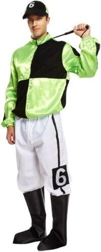 """Costume Verde//Nero Jockey si adatta a 44/"""" sul petto"""