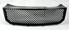 Dodge Avenger 08-10 Honeycomb Mesh Matte Black Bumper Hood Grill