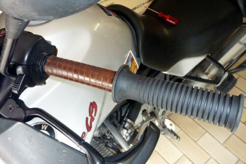 Rubber Grips BMW R1100 1150 Gs R RS RT S K1100 with Grip Heating Easy Mounting