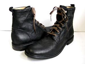 4a4b1c00a4b Details about UGG SELWOOD MEM ANKEL BOOTS LEATHER BLACK US 11 / UK 10 / EU  44.5