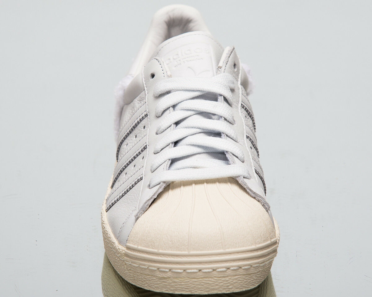 Adidas Originals Superstar Superstar Superstar 80s Men Lifestyle schuhe Crystal Weiß Turnschuhe B37995 daa431