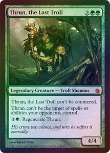 Thrun Foil New MTG Mirrodin Besieged Magic the Last Troll