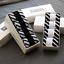 Nuovo Off White Calze Ricreative Calzini maschile Sportsocks invernali 4pair//box